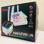 Enermax AQUAFUSION WHITE 120 AIO Liquid Cooler