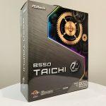 ASRock B550 Taichi motherboard