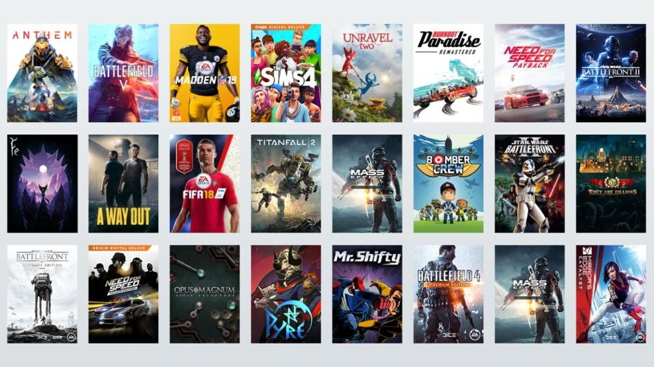 Ea Games Now Available On Steam Amd3d