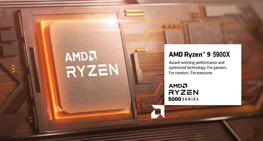 Amd Plans To Launch Ryzen 9 5900x And Ryzen 7 5800x On October 20th Amd3d